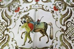 Carré soie Hermès
