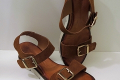 Sandales Coco Abricot